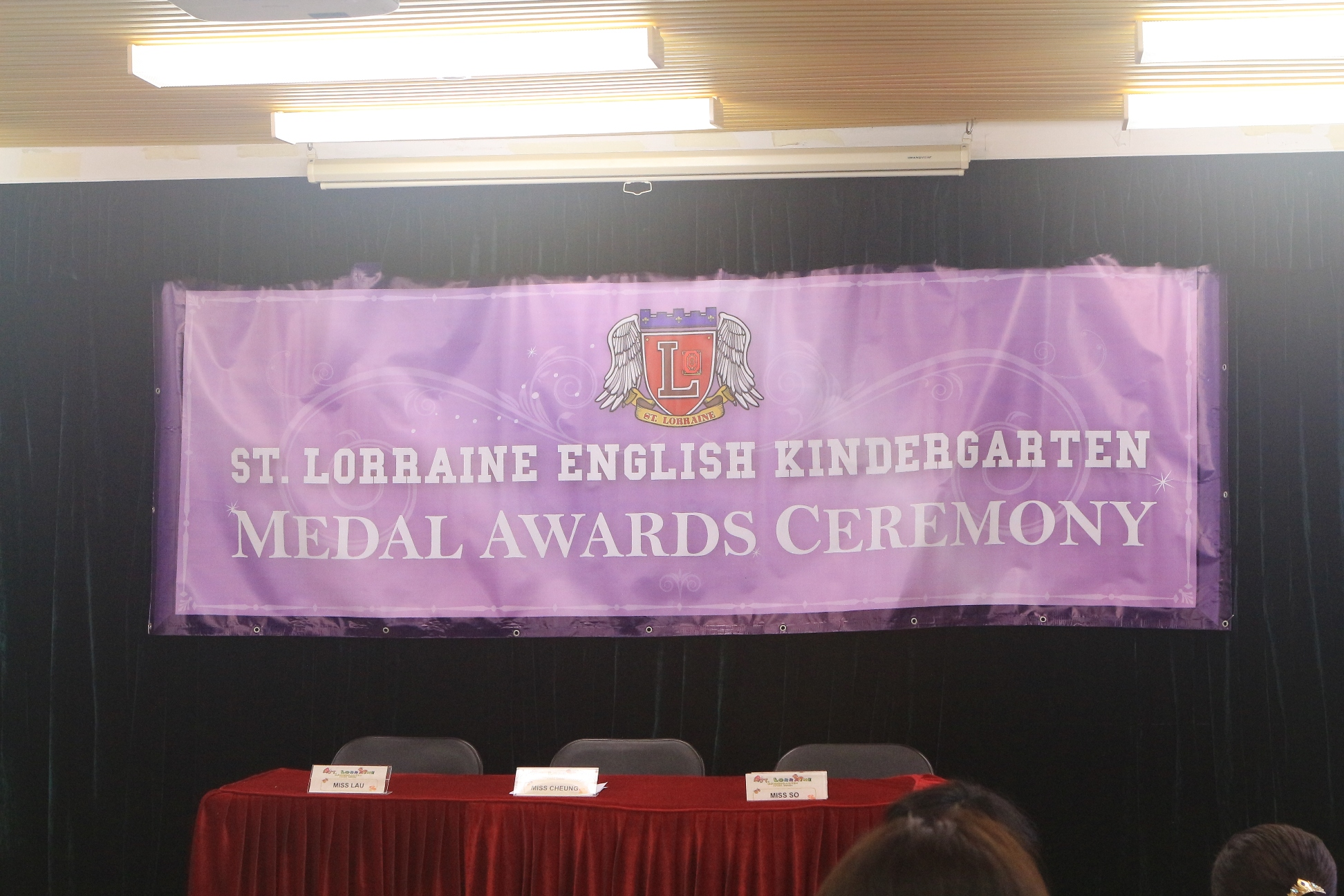 Ste Lorraine Awards Ceremony